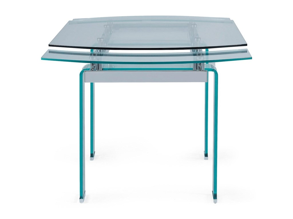 Global Furniture D2160Extendable Dining Table