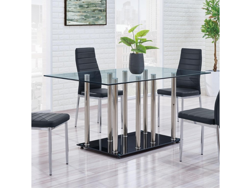 Global Furniture D368Dining Table