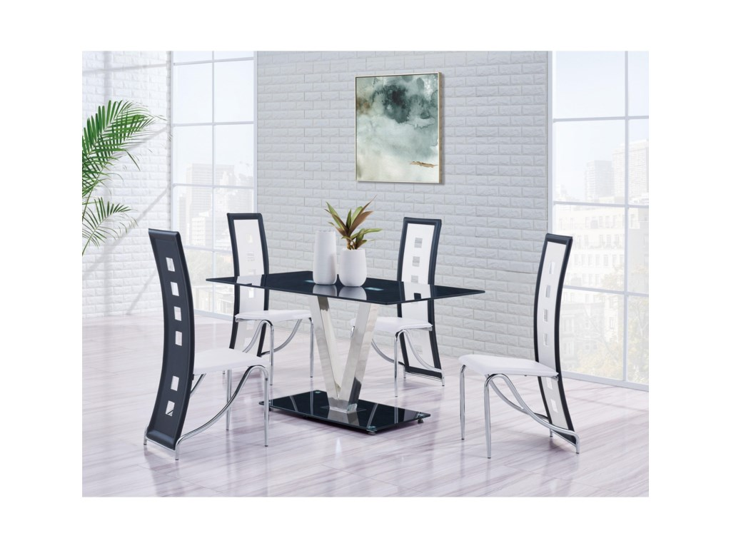 Global Furniture D803Dining Chair