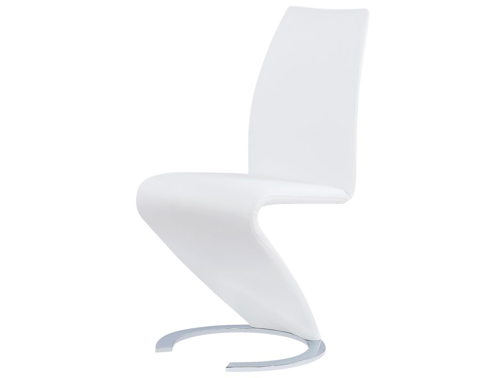 Global Furniture D9002Dining Chair With Horseshoe Base