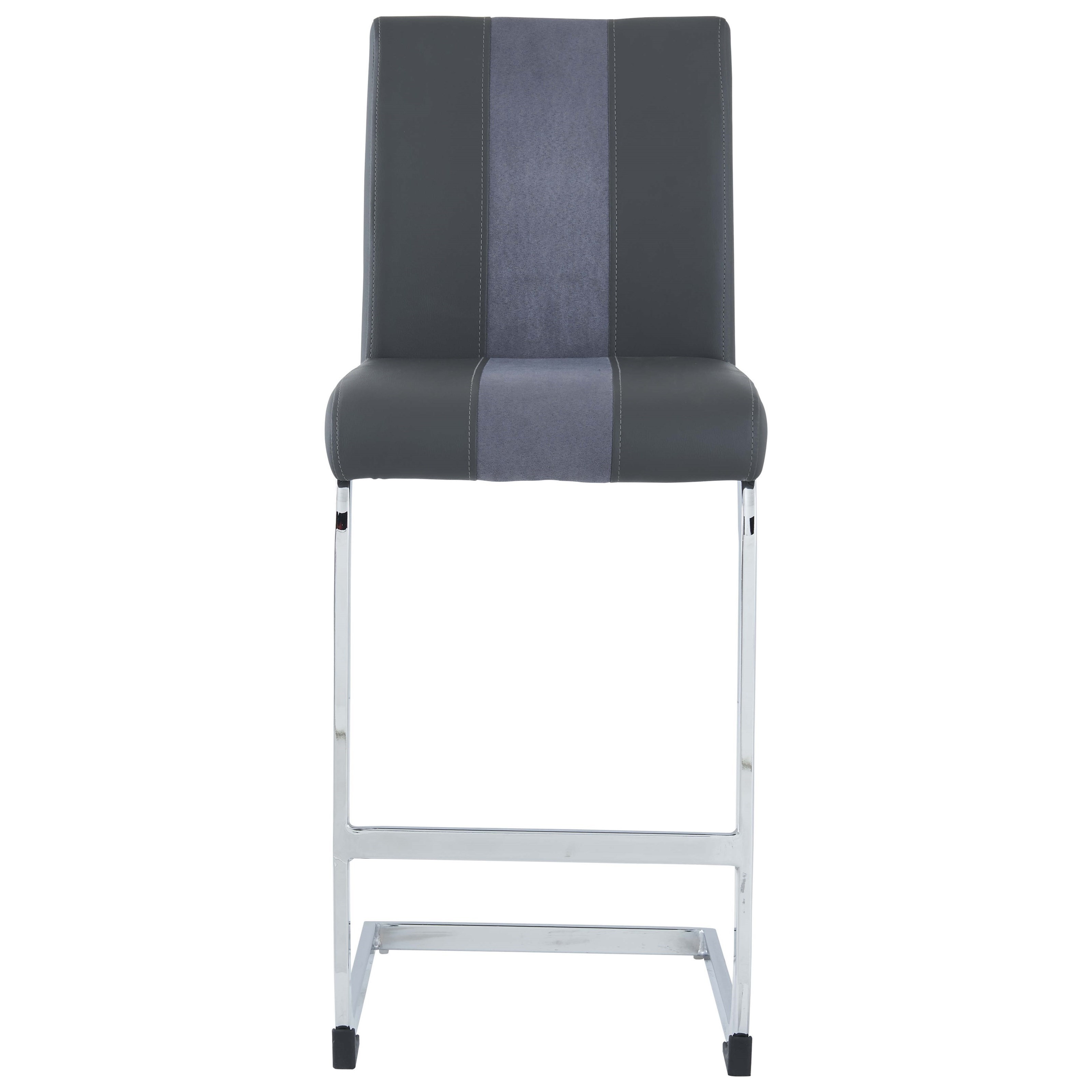 Dining Bench Long Seat Chairs Faux PU Leather Lounge Stool Base Steel Home