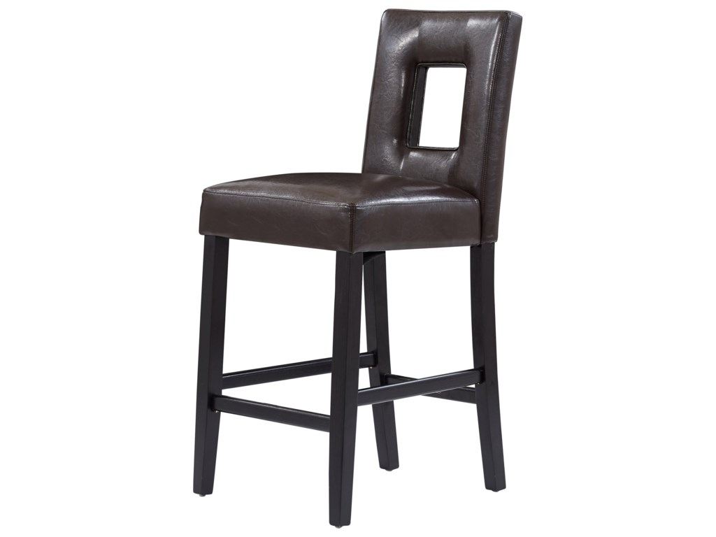 Global Furniture DG072Cut-Out Barstool