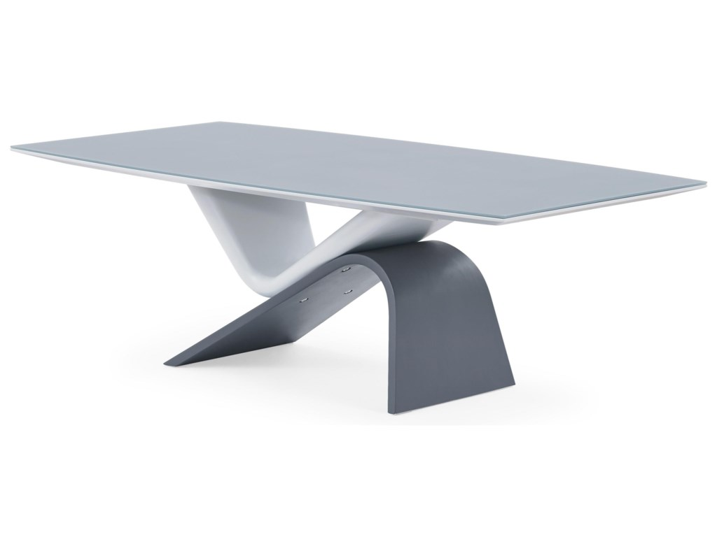 Global Furniture Double CheckCocktail Table
