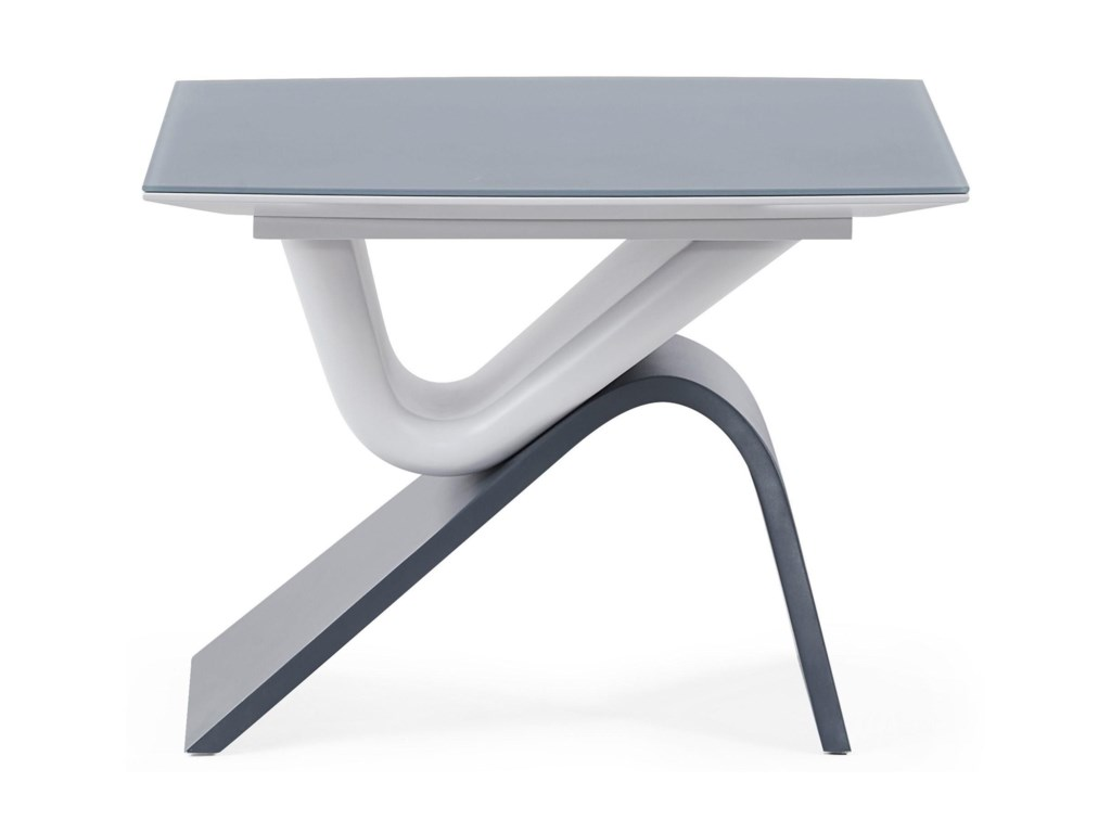 Global Furniture Double CheckEnd Table