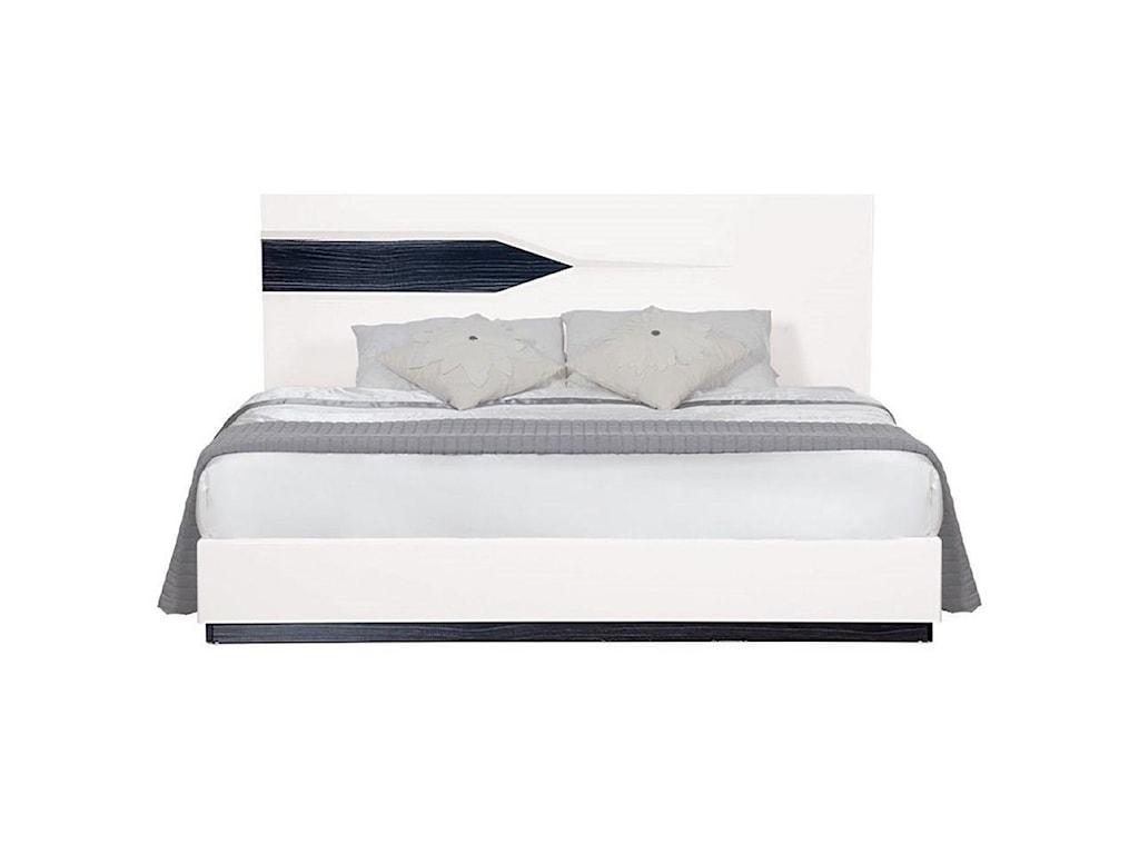 Global Furniture HudsonQueen Bed