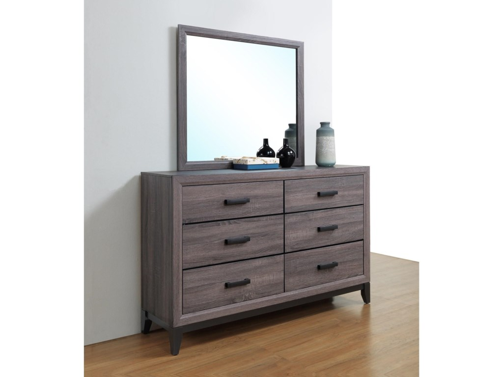 Global Furniture KateMirror