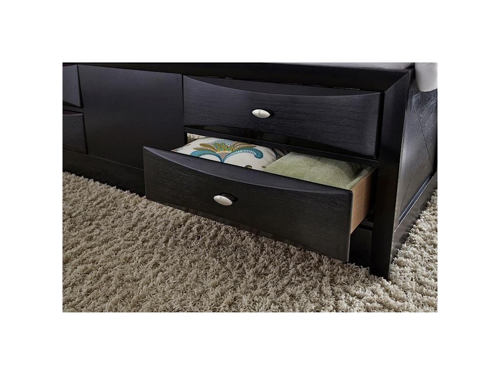 Global Furniture LindaFull Bed