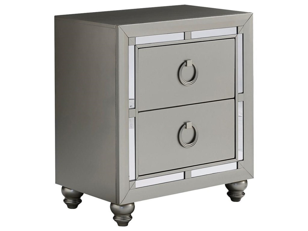 Global Furniture RileyNightstand
