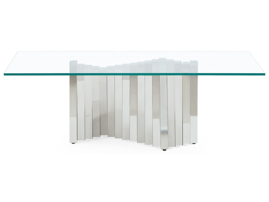 Global Furniture T2056Accordion Style Base Cocktail Table