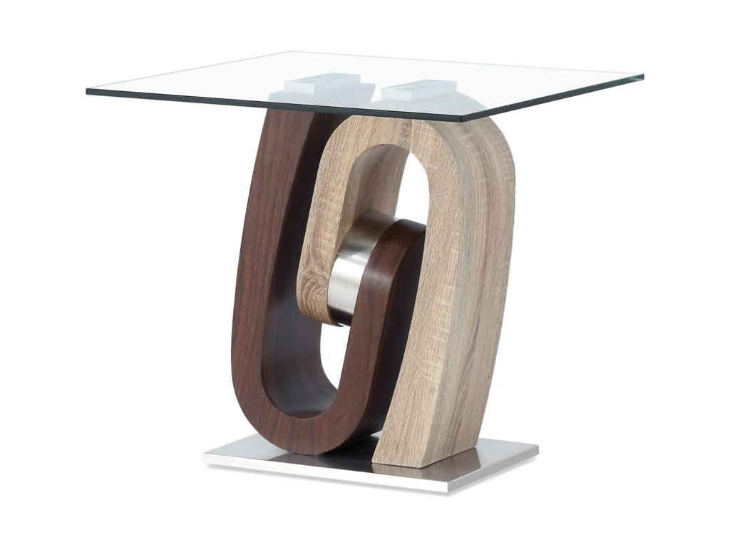 Global Furniture T4126End Table