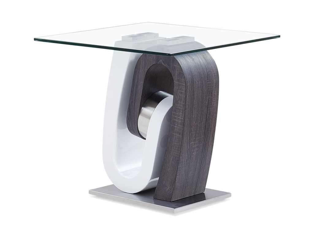 Global Furniture T4127End Table