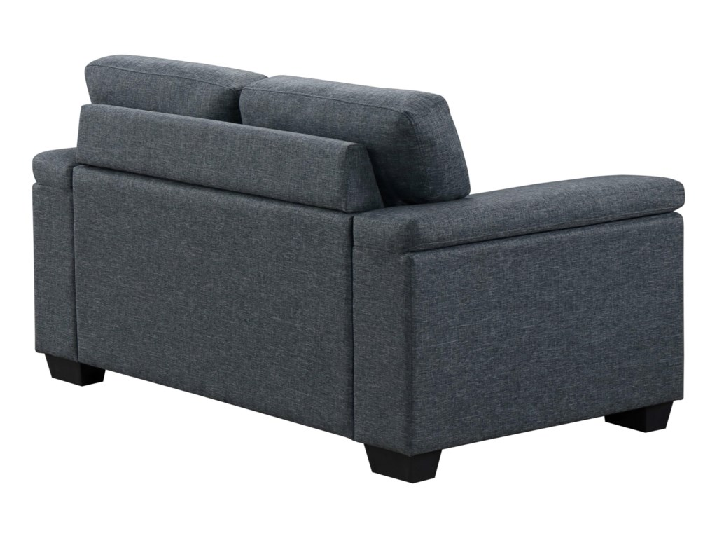 Global Furniture U861Traditional Loveseat