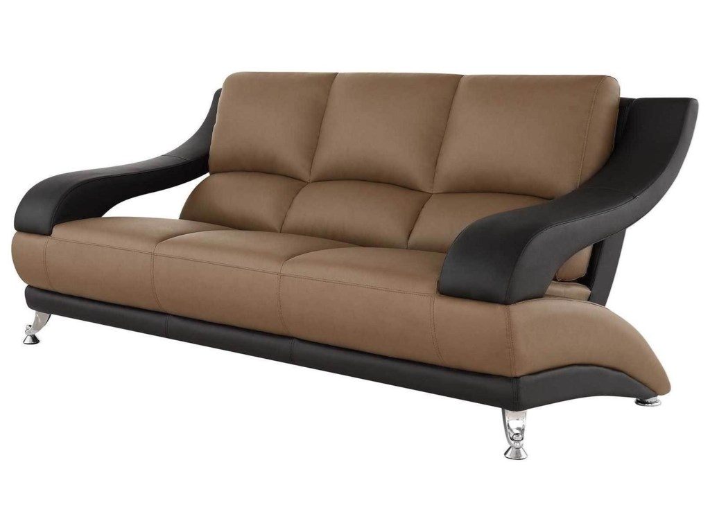 Global Furniture U982Contemporary Sofa