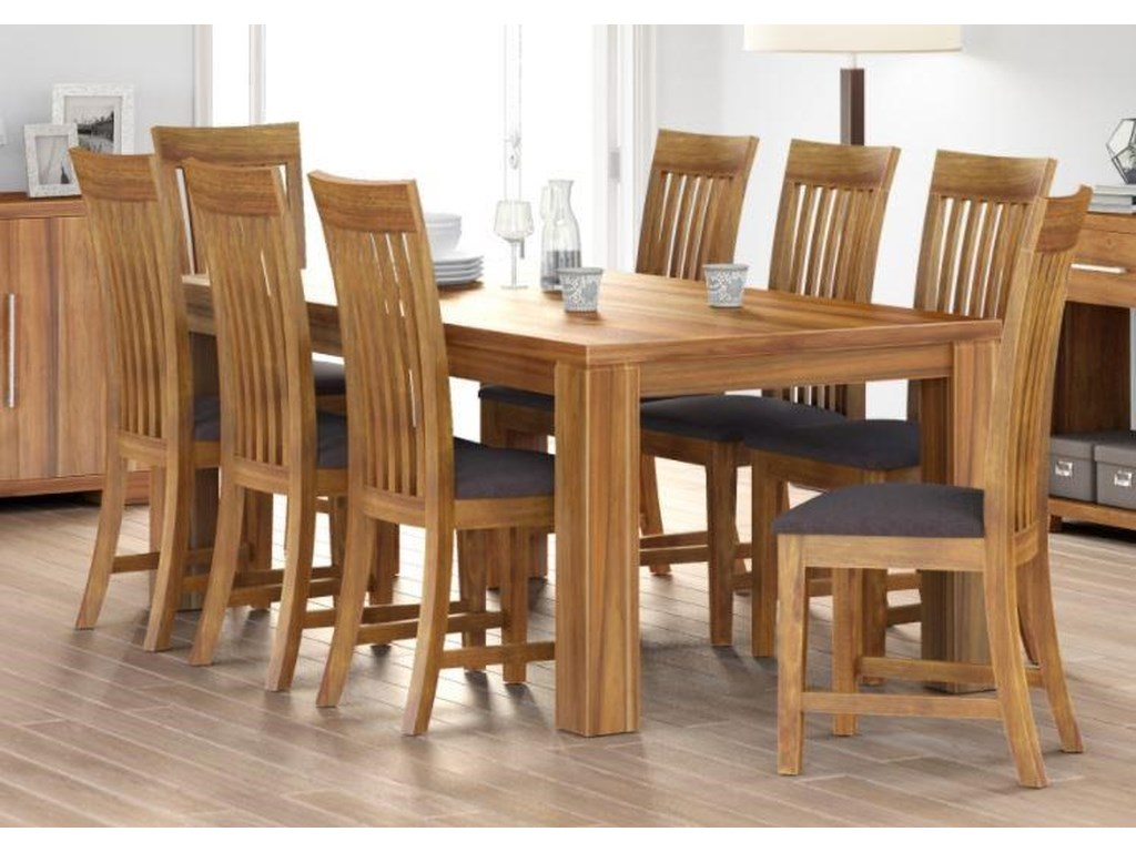 Global Home Clifton5 Piece Dining Package