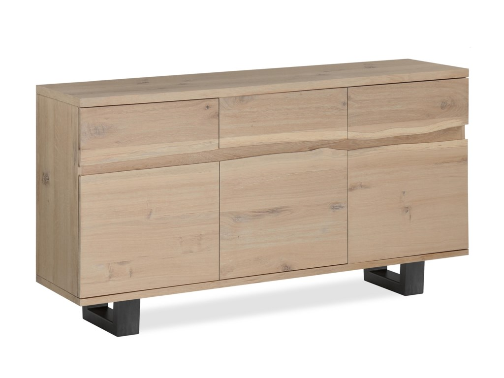 Global Home Oak MillSideboard