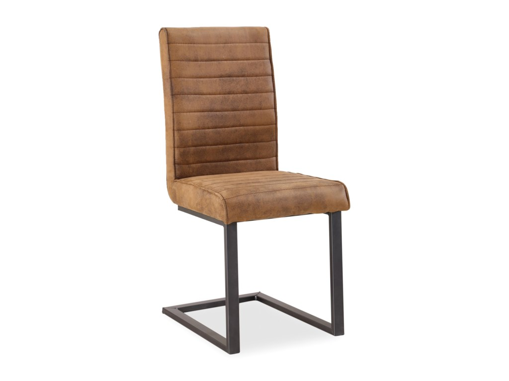 Global Home Oak MillDining Side Chair