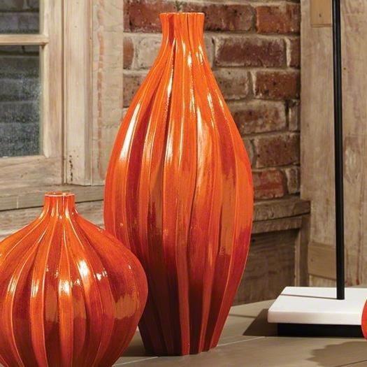 Global Views Vases By Global Views 1927 18 Squash Vase Design