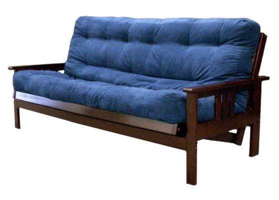 futon frames sedona full size futon w/ mattress - rotmans - futon