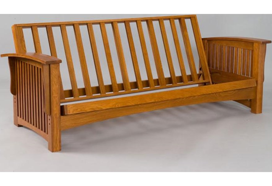 Manhattan Full Size Futon Frame