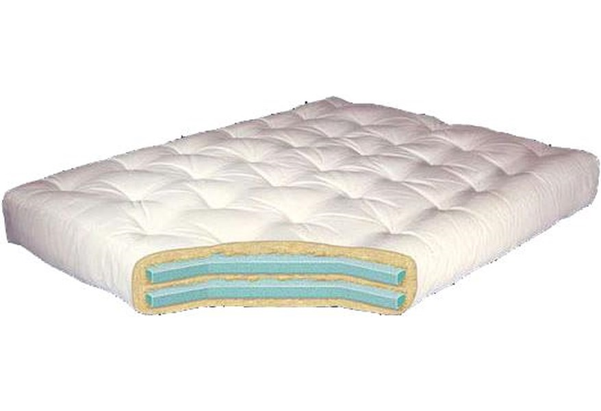 Futon Mattresses 8 Double Foam Cotton