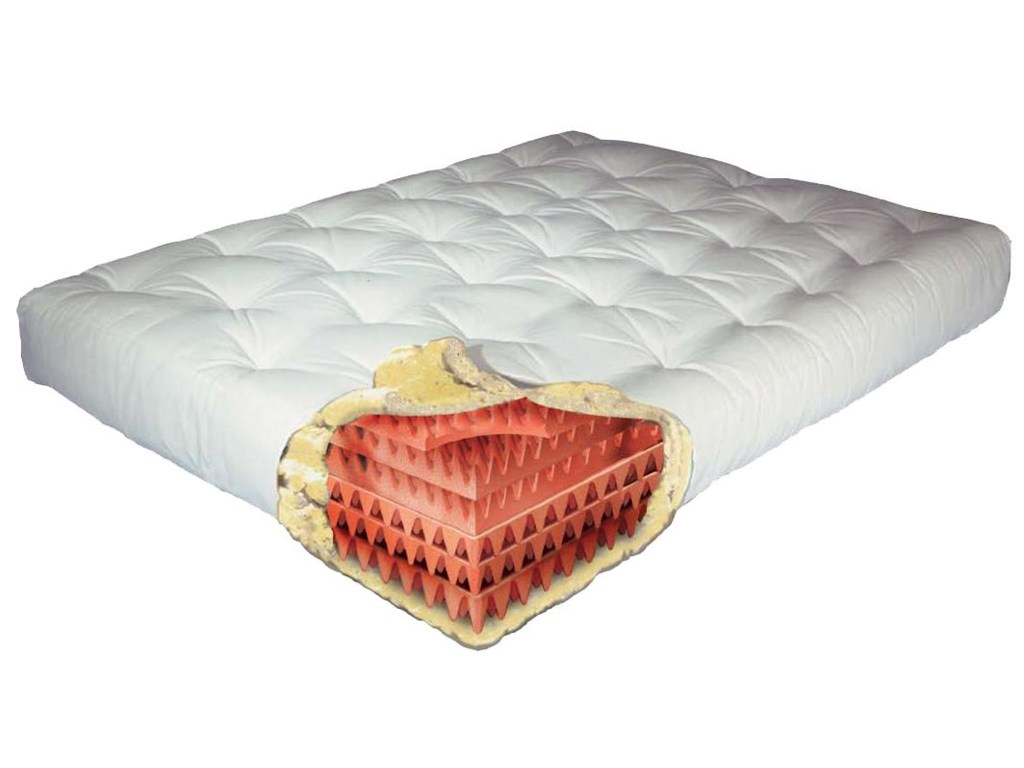 Futon Mattresses Feather Touch Ii Mattress By Gold Bond Company