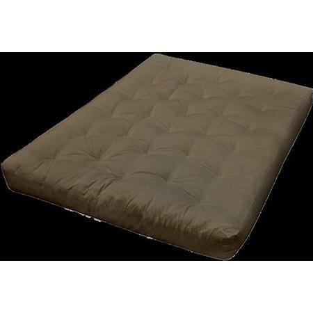 Comfort Coil Futon Mattress - Sage