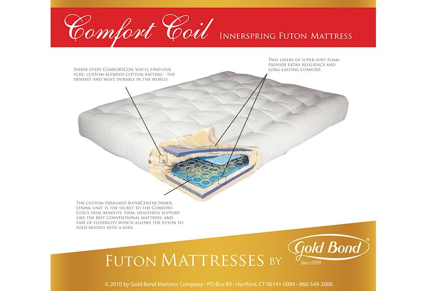 Futon Frames 708h Comfort Coil