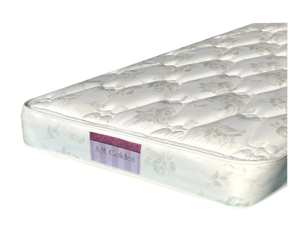 Golden Mattress Company 2-AM Golden Super PlushTwin Super Plush Mattress Set