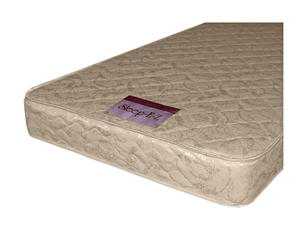 Golden Mattress Company 2-Sleep EZQueen Plush Mattress Set