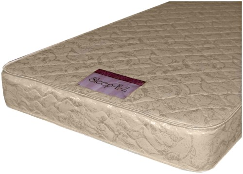 Golden Mattress Company 2-Sleep EZ Twin Plush Mattress