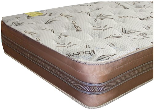Golden Mattress Company 3-Chiro Back Care Queen Two Sided Firm Mattress and 9