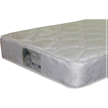Queen Two Sided Plush Mattress Set