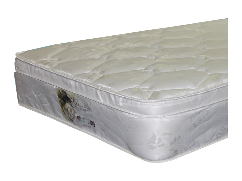 Golden Mattress Company 5-Series II Euro TopQueen Euro Top Mattress