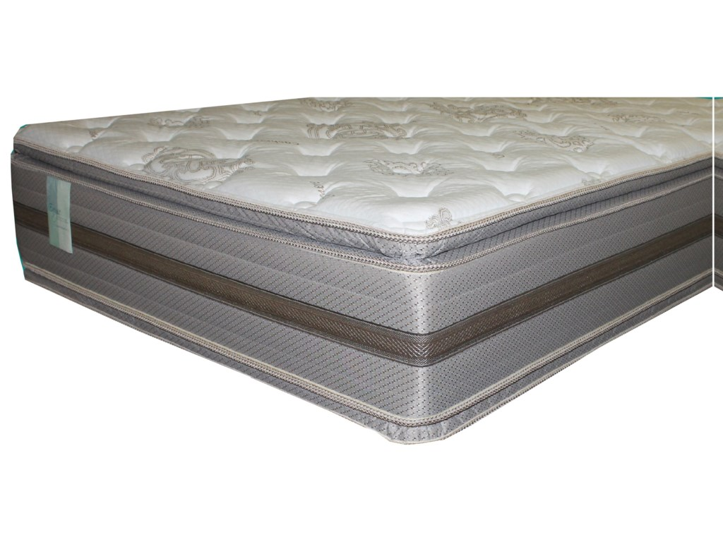 Golden Mattress Company Energie Double Sided Ptqueen Two Pillow Top