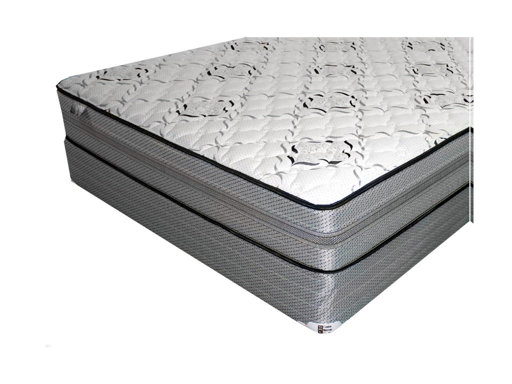 home set mattress today plush shipping beautyrest free twin issa product boxspring garden size overstock recharge and