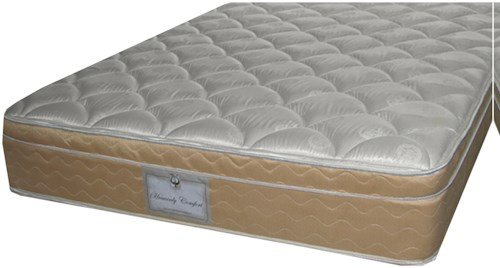 Golden Mattress Company New Heavenly Comfort Full All Foam Euro Top Mattress
