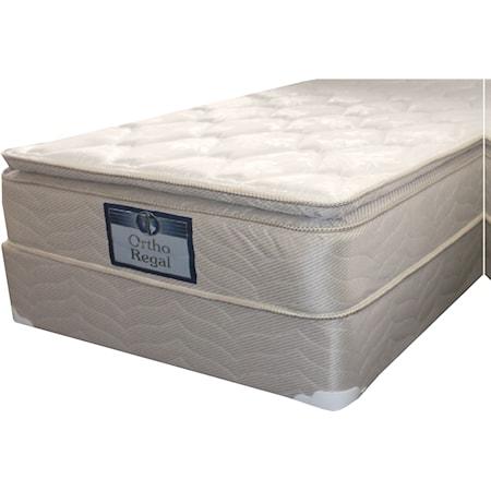 Full Plush Pillow Top Mattress Set