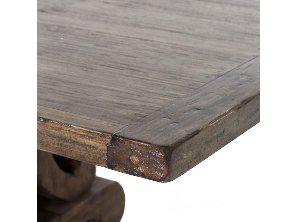 Sierra Driftwood Dining Table