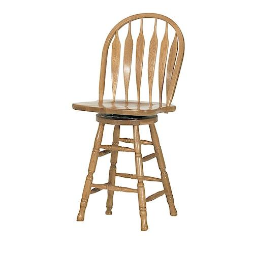 GS Furniture Classic Oak 24