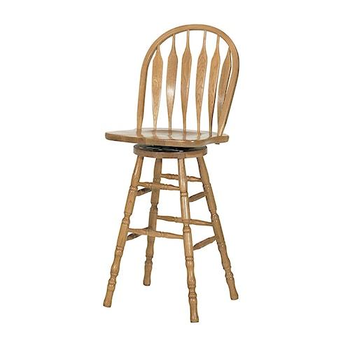 GS Furniture Classic Oak 30