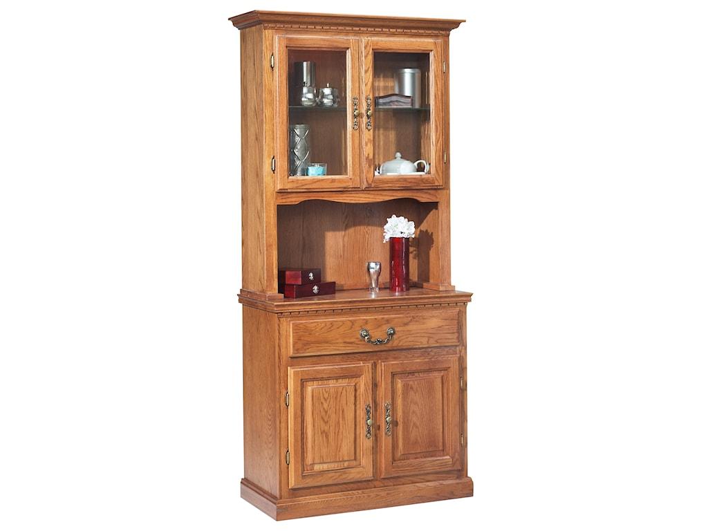GS Furniture Classic OakClassic Buffet