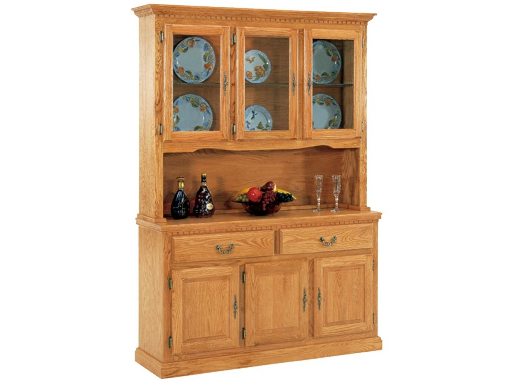 GS Furniture Classic OakClassic Buffet