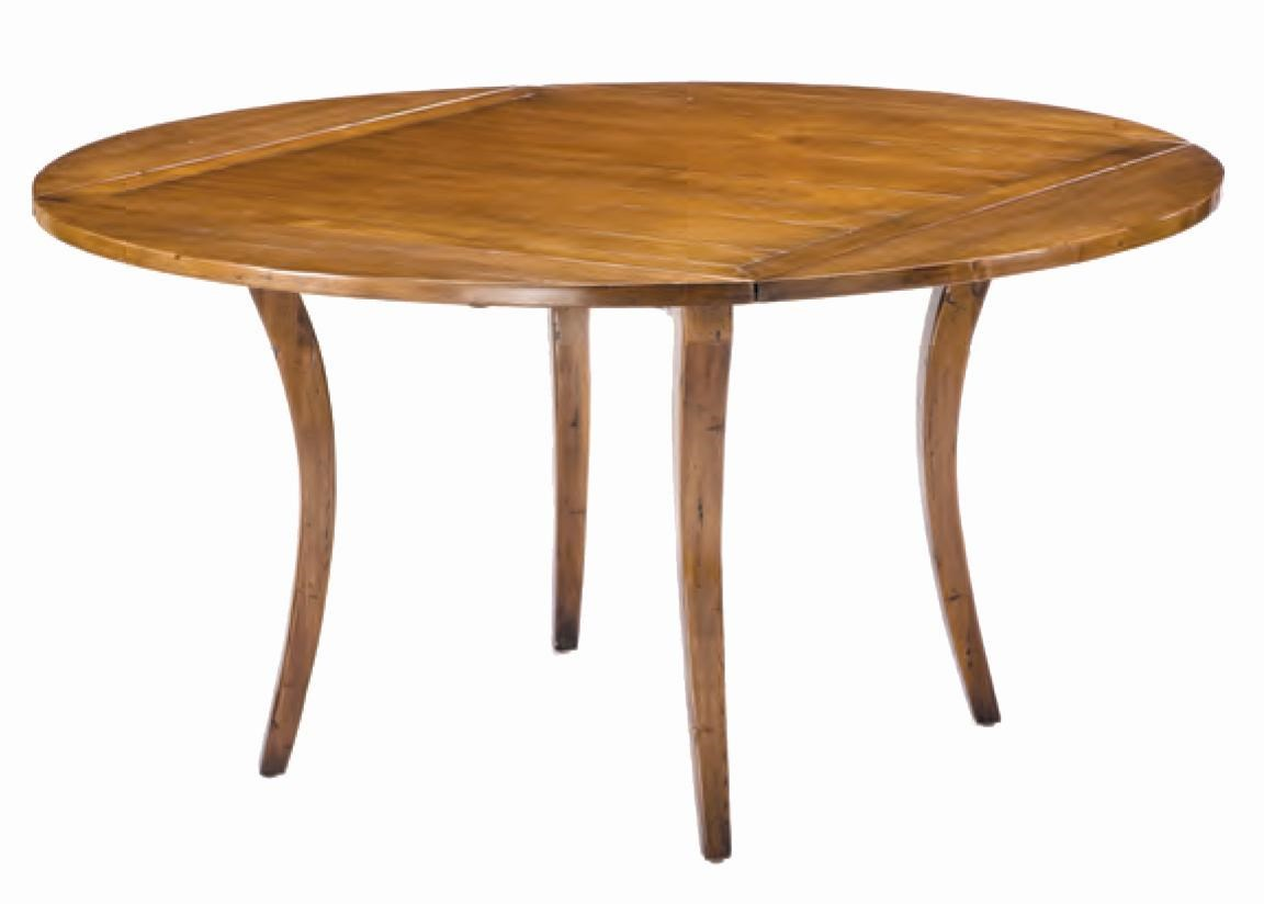 Guy Chaddock Melrose Custom Handmade FurnitureSquare To Round Leg Table ...