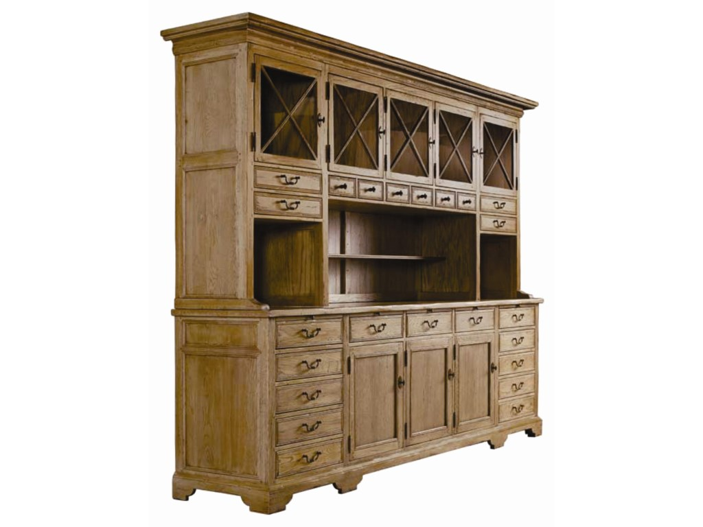 La Credenza In English : Guy chaddock melrose custom handmade furniture country english