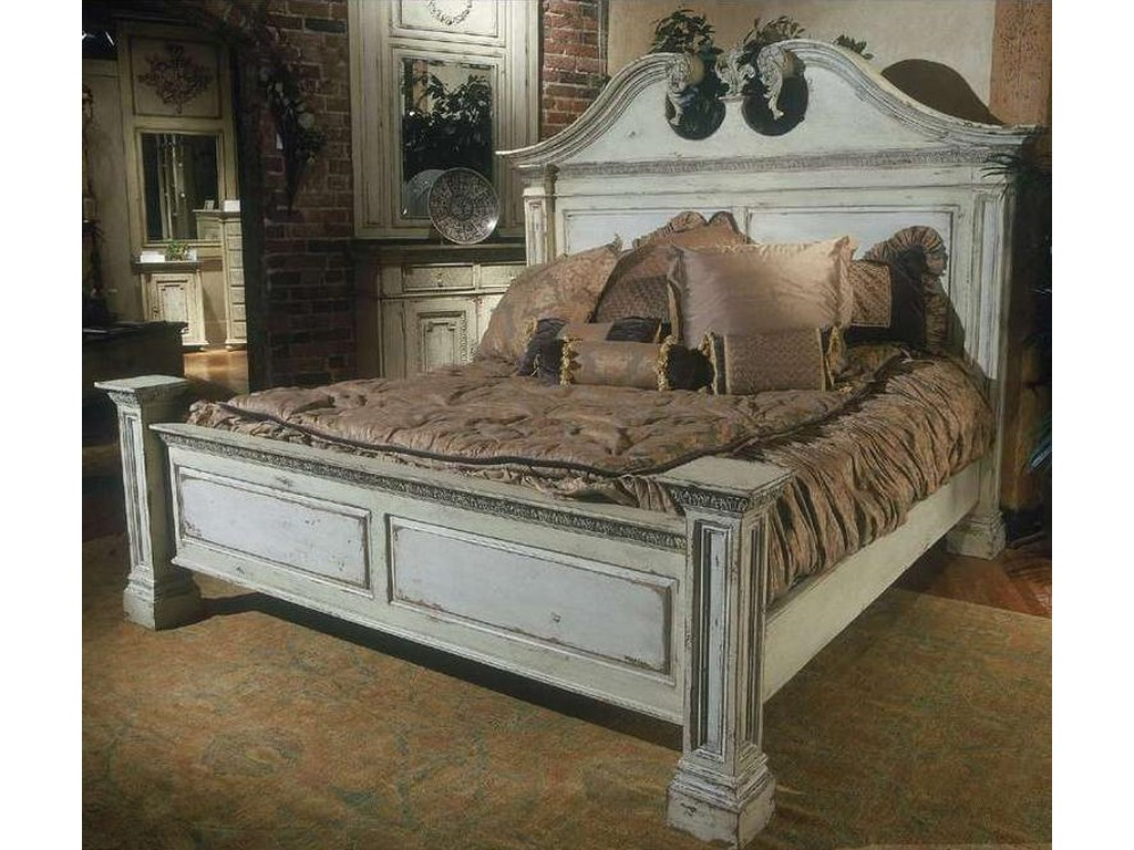 Habersham Beds Plaza Collection Central Park King Bed Sprintz