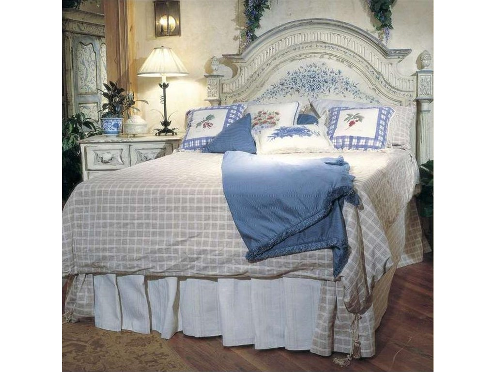 Habersham Beds Master S Decorated Queen Headboard Sprintz