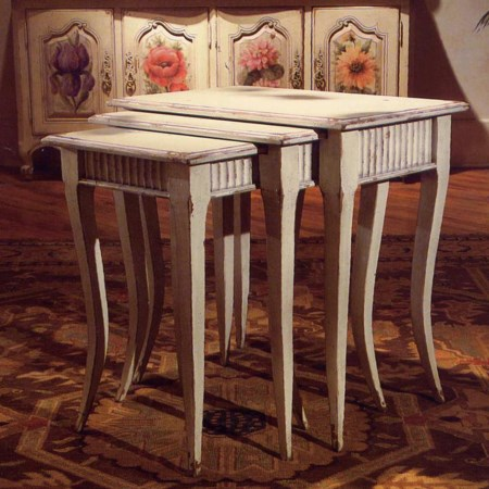 """Louis V"" Nesting Tables"