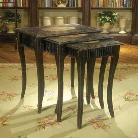 """Oxfordshire"" Nesting Tables"