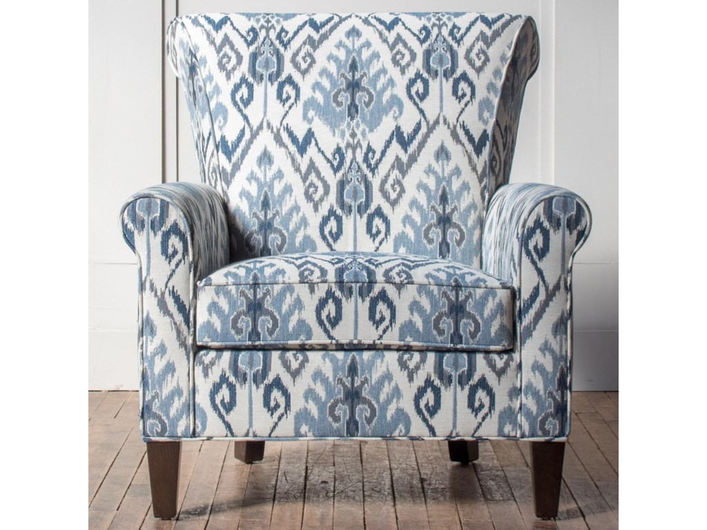 Hallagan Furniture Accent ChairsCustomizable Accent Chair