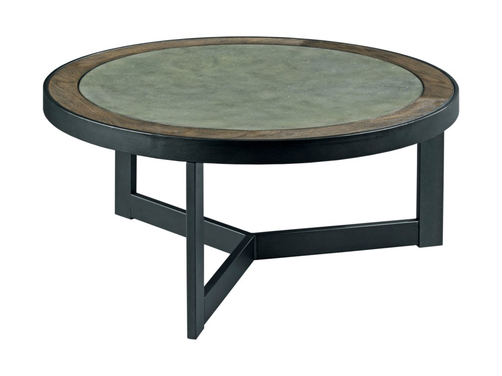 Kendall Round Tail Table By Hammary